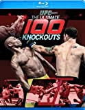 UFC Presents: Ultimate 100 Knockouts [Blu-ray]