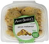 Aunt Gussies Sugar Free Pecan Meltaways, 7-Ounce Tubs (Pack of 4)
