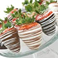 Classic Belgian Chocolate Covered Strawberries from The Chocolate Covered Company
