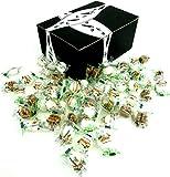 Béghin Say La Perruche Individually Wrapped Rough Cut Brown & White Sugar Cubes, 1 lb Bag in a Gift Box