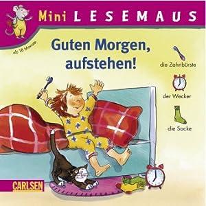 minilesemaus band 20 guten morgen aufstehen dorothea tust b cher. Black Bedroom Furniture Sets. Home Design Ideas