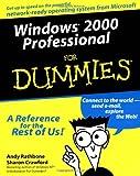 Windows 2000 Professional For Dummies