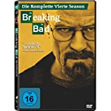 Breaking Bad - Die komplette vierte Season 4 DVDs