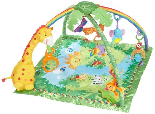 Fisher Price Rainforest Deluxe gem (K4562)