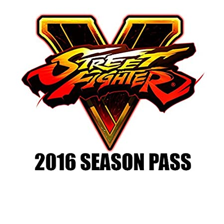 Street Fighter V - 2016 Season Pass - PS4 [Digital Code]