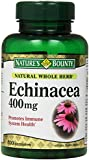 Nature's Bounty Echinacea 400 Mg., 100 Capsules