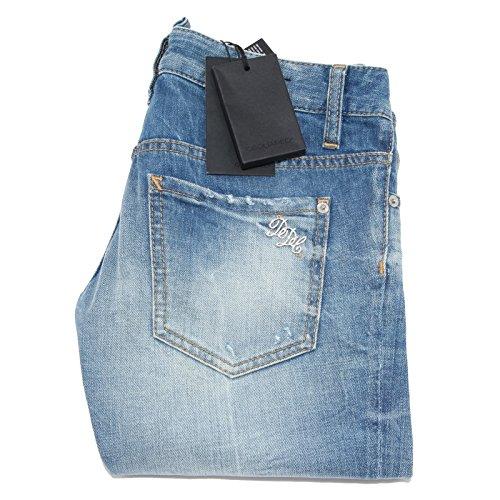 50239 jeans DSQUARED D2 CAPRI JEAN pantaloni donna trousers women [40]