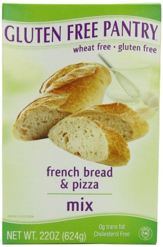 The Gluten-Free Pantry Country French Bread Mix, 22-Ounce Boxes (Pack of 6)