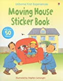 Moving House Sticker Book [With Over 50 Stickers] (Usborne First Experiences)