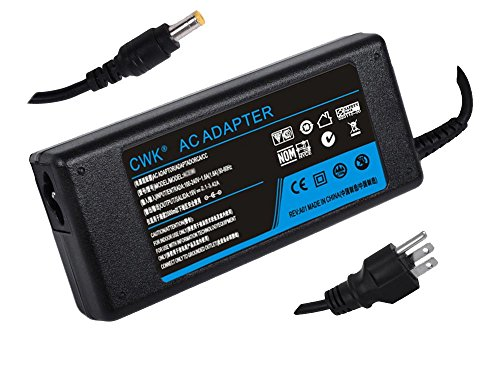 Cwk 174 Laptop Charger Ac Adpater Power Supply Cord Plug For