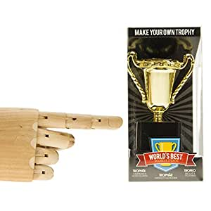 Npw Make Your Own Office Trophy Kit With