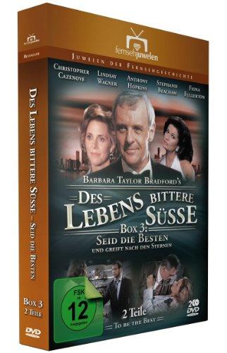 Fernsehjuwelen: Des Lebens bittere Süße - Box 3. Seid die Besten und greift nach den Sternen [2 DVDs]
