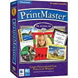 PrintMaster Platinum 2.0 [Old Version] ~ Encore Software