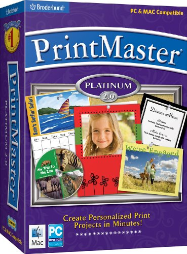 PrintMaster Platinum 2.0