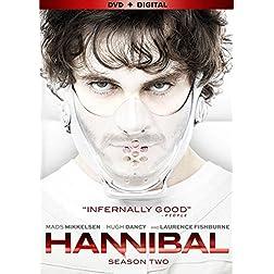 Hannibal Season 2 DVD + Digital