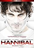 Hannibal Season 2 DVD + Digital