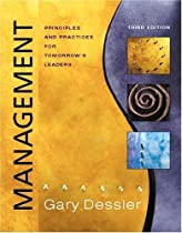 Management: Principles and Practices for Tomorrow's Leaders, Third Edition