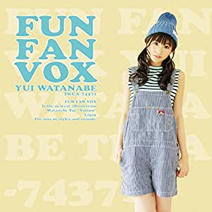 FUN FAN VOX(初回限定盤)(Blu-ray Disc付) [CD]