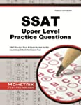 SSAT Upper Level Practice Questions:...