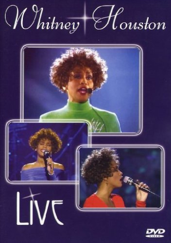 Whitney Houston - Live [DVD]