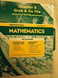Chapter 8, Grab & Go File, Geometry and Measurement, Course 2, Prentice Hall (Mathematics, Course 2, Geometry and Measurement)