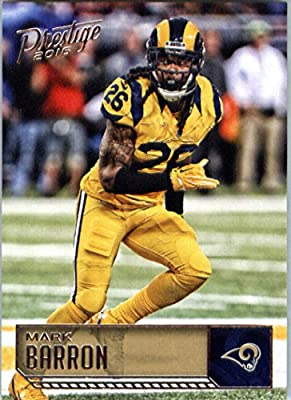 2016 Panini Prestige #182 Mark Barron Los Angeles Rams Football Card