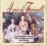 Angelo Manzotti - Arie di Farinelli
