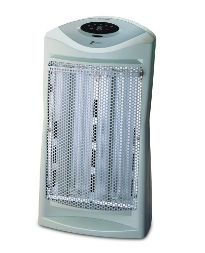 Holmes HQH319-U Quartz Tower Heater with 1Touch® Electronic Thermostat