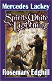 img - for Spirits White as Lightning (Bedlam Bard, Book 5) book / textbook / text book
