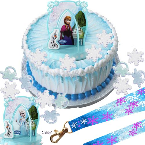 Frozen Cake Decoration Images : Disney Frozen Figures WebNuggetz.com