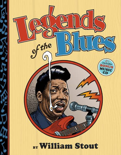 Legends of the Blues [Stout, William] (Tapa Dura)