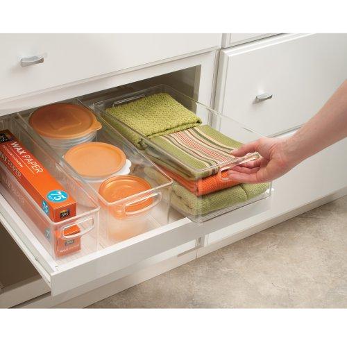 InterDesign Contenitore Cucina 16 x 8 x 5