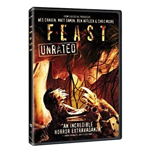 Click to buy Scariest Movies of All Time: Feast from Amazon!