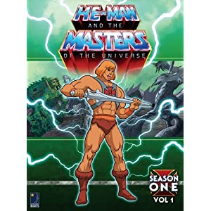 He-Man and the Masters of the Universe: Season 1, Volume 1 movie