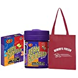 Jelly Belly Beanboozled Mystery Bean Jelly Belly Set With Bonus Refill Box,With Storage Tote As seen