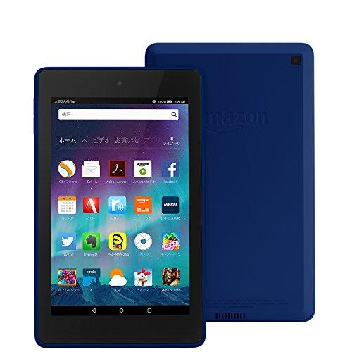 Fire HD 6タブレット 8GB、ブルー