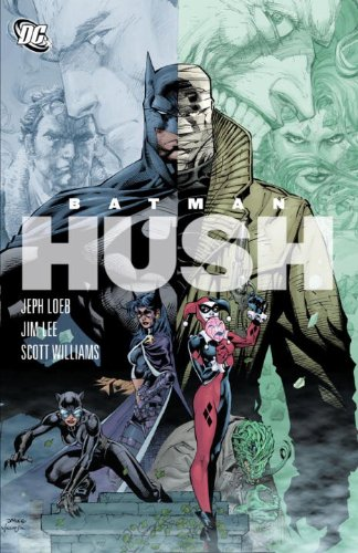 Batman Hush by DC Comics