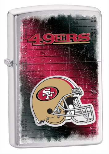 San Francisco 49ers NFL Zippo Lighter