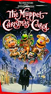 The Muppet Christmas Carol Vhs from Jim Henson Video