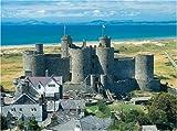 Ravensburger Puzzle - Harlech Castle, Wales (1000 pieces)