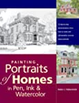 Painting Portraits of Homes in Pen, I...