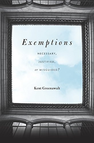 Exemptions: Necessary, Justified, or Misguided? PDF Download Free