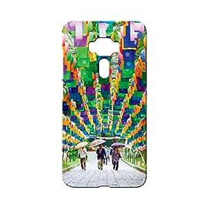G-STAR Designer Printed Back case cover for Asus Zenfone 3 (ZE520KL) 5.2 Inch - G1930