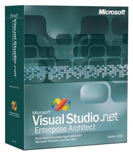 Visual Studio .net Enterprise Architect 2002 Upgrade