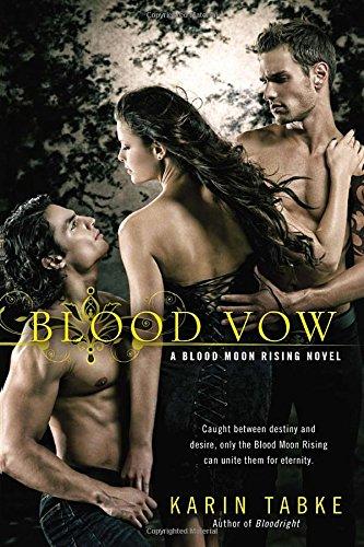 Image of Blood Vow (Blood Moon Rising Novel)
