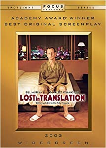 Movie Cash - Lost in Translation (Widescreen)