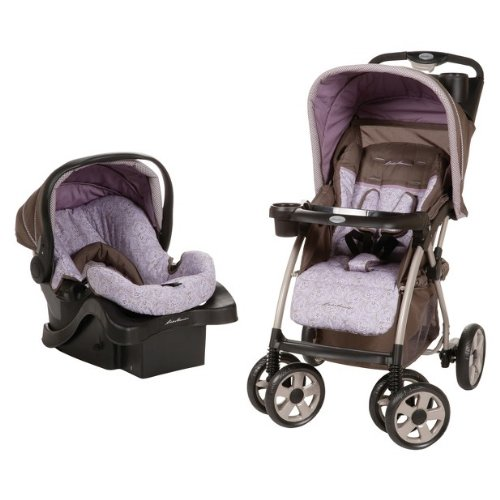 Amazon Com Eddie Bauer Travel System Caitlin Infant