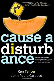 Cause a disturbance by Ken Tencer and John Paulo Cardoso