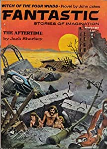FANTASTIC Stories of Imagination, November 1963 (Vol. 12 No. 11) by John Jakes, Ursula K. LeGuin, Jack Sharkey and Jr. Neal Barrett