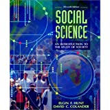 Social Science: An Introduction to the Study of Society (11th Edition)
